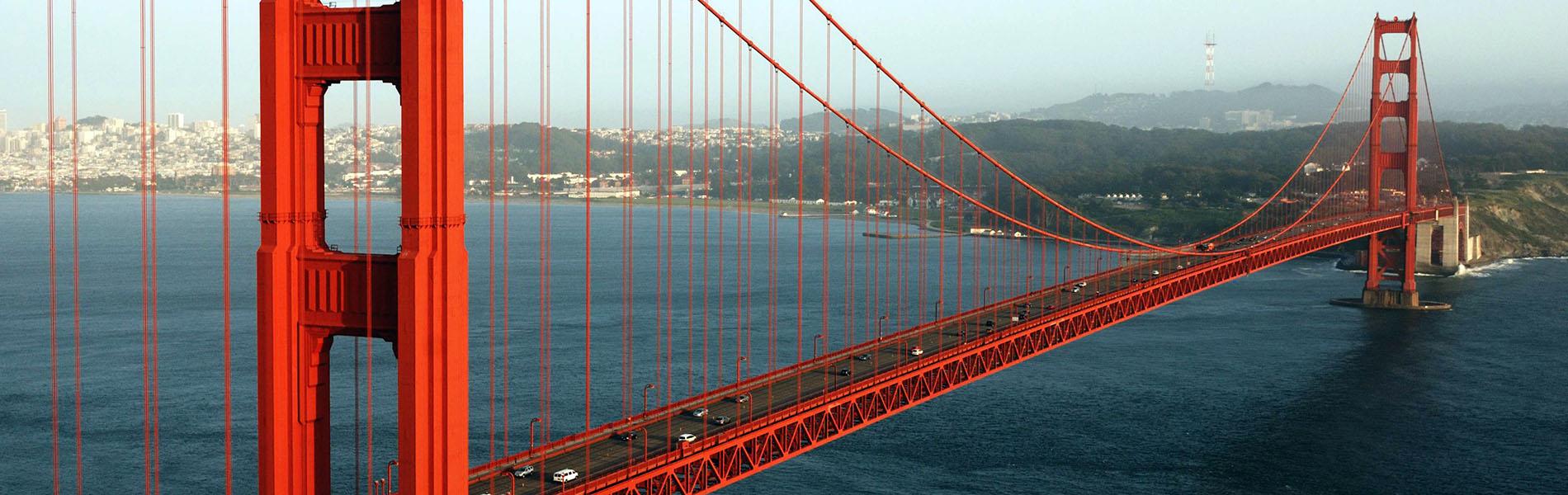 サンフランシスコご案内